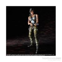Tomb Raider Lara Croft Play Arts Kai Figür