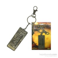 The Hobbit Logo Snap Keychain Anahtarlık