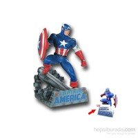 Marvel Universe Captain America Business Card Holder Kartlık