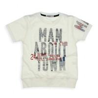Modakids Bahamax Erkek Çocuk Kısa Kol T-Shirt (6-9 Yaş) 0053527028