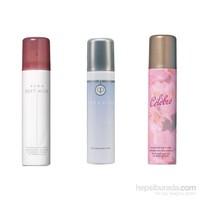 Avon Soft Musk Perceive Celebre 3Lü Deodorant Set