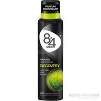 8X4 Dıscovery Sprey 150Ml Erkek