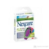Nexcare Comfort Renkli 360 20'li Karışık Yarabandı