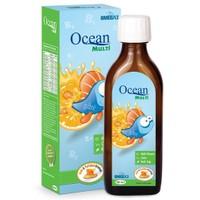 Ocean Multi Omega-3 Multi-Vitamin Balık Yağı 150Ml