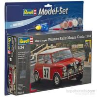 Revell 67064 Plastik Maket Seti (Mini Cooper)