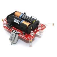 Robotus Robibi Işık İzleyen Robot Kiti