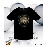 Lord T-Shirt Game Of Thrones - Winter İs Coming T-Shirt