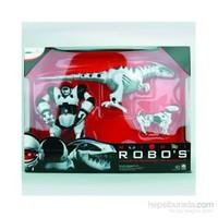 Mini Robot 3'Lü Paket