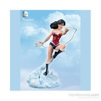 Cover Girls Of The Dcu Wonder Woman New 52 Statue