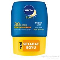 Nivea Sun Seyahat Boyu Koruma & Nemlendirici Güneş Sütü 30 Faktör 50 ML