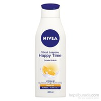 Nivea Body Happy Time Lotion 400Ml