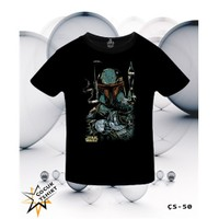 Lord T-Shirt Star Wars - Gun T-Shirt