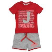 Modakids Bambaki Erkek Çocuk J.Play T-Shirt Takım 013-1148-002