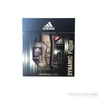Adidas Dynamic Pulse Edt 100 Ml Erkek Parfümü + Duş Jeli 250 Ml Set