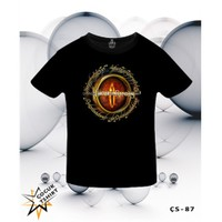 Lord T-Shirt The Lord T-Shirt Of The Rings - Sword T-Shirt