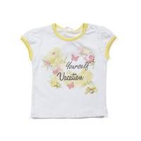 Zeyland Kız Çocuk Beyaz T-Shirt - K-61M2LBM53