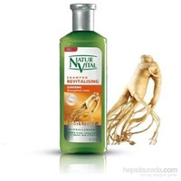 Natur Vital Ginseng Revitalising Canlandrıcı Şampuan 300 Ml İthal