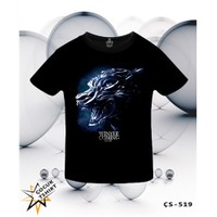 Lord T-Shirt Game Of Thrones - Stark Wolf T-Shirt