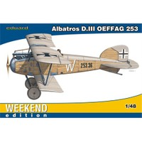 Albatros D.III Oeffag 253 (ölçek 1:48)