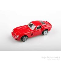 Ferrari 250 Gto 1/43 Diecast Çek Bırak Model Araç