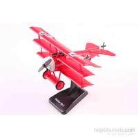 Fokker Dr.I Diecast Uçak Modeli