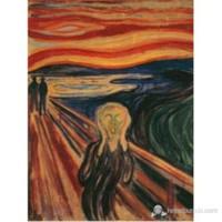 Ravensburger Edward Munch-Çığlık (Art Collection 1000 Parça)