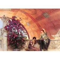 Ravensburger Tatlı Rekabet (1000 Parça, Osmanlı Klasikleri)