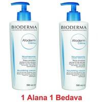 BIODERMA Atoderm Cream 500 ml ALANA 2. ÜRÜN HEDİYE