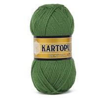 Kartopu Resital Yeşil El Örgü İpi - K392
