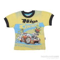 Miniart Tişört 228 Sarı