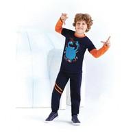 Modakids Wonder Kids Erkek Çocuk Eşofman Takım 010-2417-012