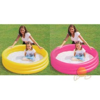 Bestway 3 Halka Renkli Çocuk Havuzu 51024