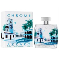 Azzaro Chrome Limited Edition Edt 100 Ml