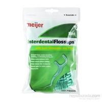 Meijer Interdental Flossups Diş İpi 150 Adet