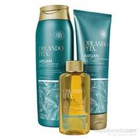 Orlando Pita Argan Haircare Collection Şampuan Set