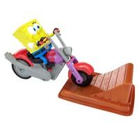 Sponge Bob Ve Motorsiklet Oyun Seti