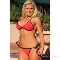 Redhotbest Micro Shirr Fantezi Bikini