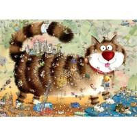Heye Cat's Life - Degano (1000 Parça)