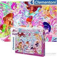 Glitter Girl Winx (104 Parça Puzzle)