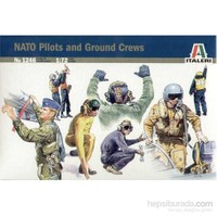 Nato Pilots And Ground Crews ( 1/72 )