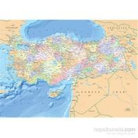 Ks Games Türkiye Haritası - 200 Parça Puzzle
