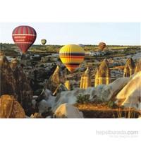 Anatolian Peri Bacaları Ve Balonlar- 2000 Parça Puzzle