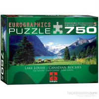 Eurographics 750 Parça Lake Louise Panorama Puzzle