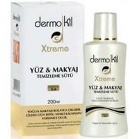 Dermokil Xtreme Yüz Makyaj Temizleme Sütü 200 Ml