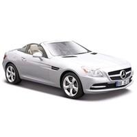 Maisto Mercedes Benz Slk 2011 Diecast Model Araba 1:24 Special Edition Beyaz