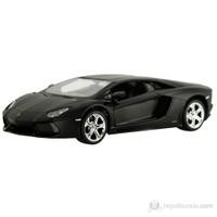 Maisto Lamborghini Aventador Lp700-4 Model Araba 1:24 Custom Shop Siyah