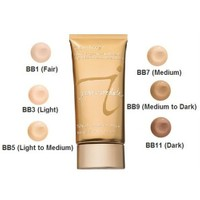 Jane Iredale Glow Time Full Coverage Mineral Bb Cream Spf 25 Bb9 - Renkli Nemlendirici Kapatıcı Krem