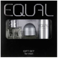 Equal Formen Erkek Parfüm Set - EDT 100ML + Deodorant 150ML + Roll-On 50ML