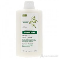 KLORANE Shampooing d'avoine 400 ml - Yulaf sütlü şampuan (sık kullanım)