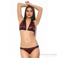 Redhotbest Open Ring Dore Gogo Bikini